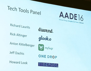 AADE16 Technology Panel