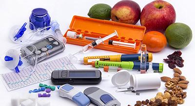 Diabetes education items