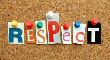 Respect in healthcare
