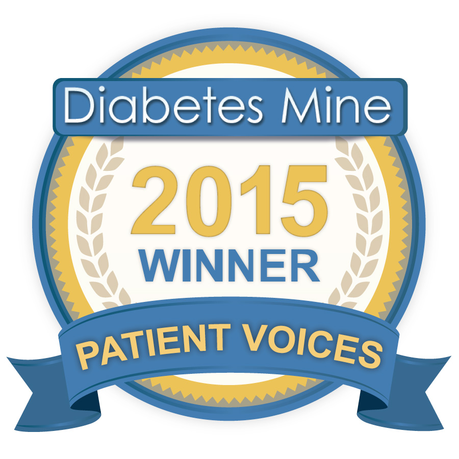 2015 DiabetesMine Patient Voices Winner
