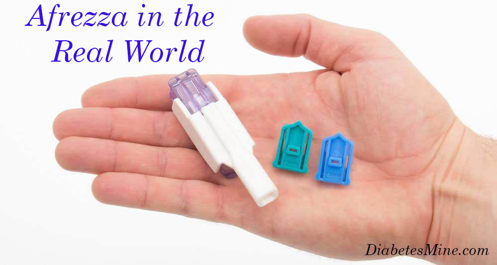 Afrezza in the Real World - DiabetesMine