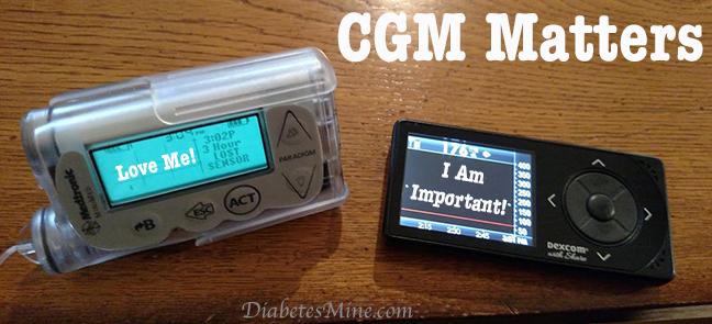 CGM Matters