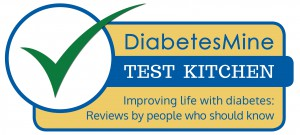DiabetesMine Test Kitchen logo