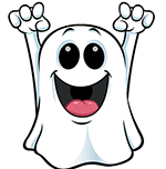 Ghost Happy icon