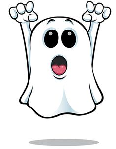 Ghost surprise icon