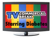 Diabetes Commericals