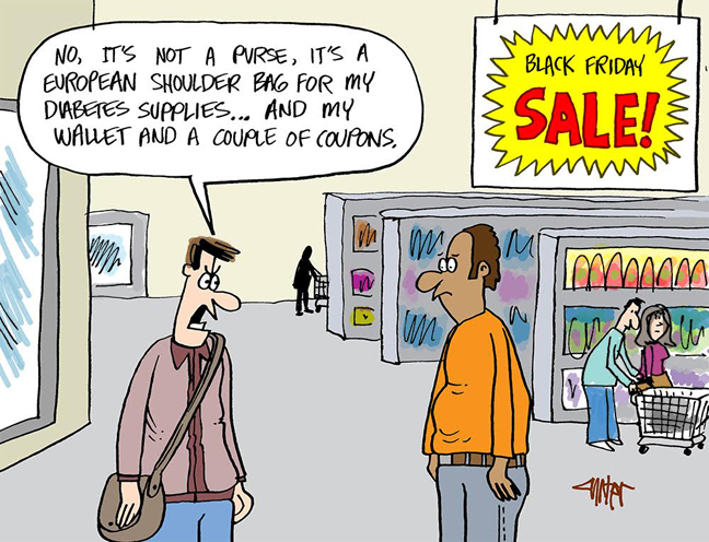 Cartoon by Jon Carter