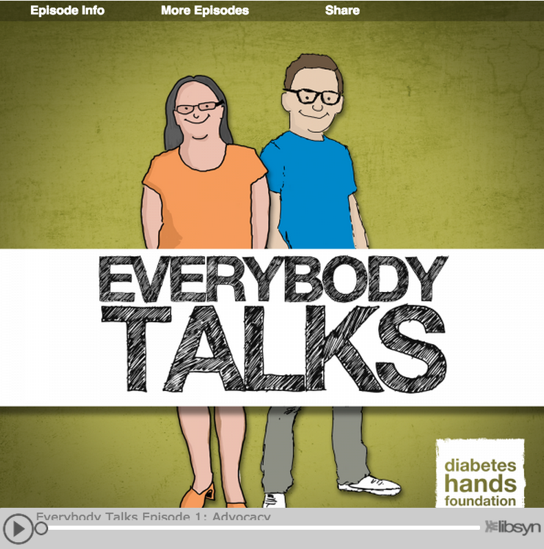 Everybody Talks podcast