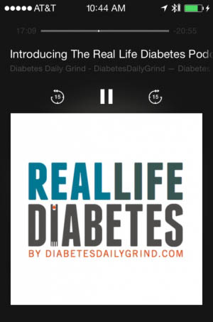 Real Life with Diabetes podcast