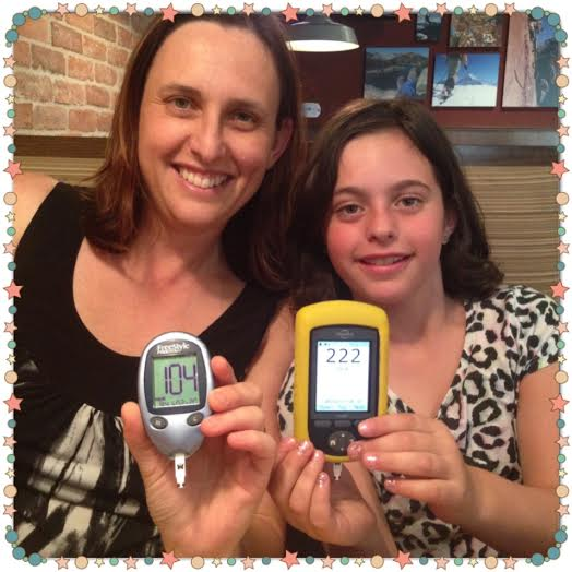 Polina and Daughter Meters