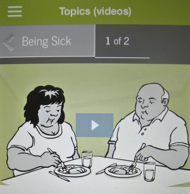 HealthslateVideo