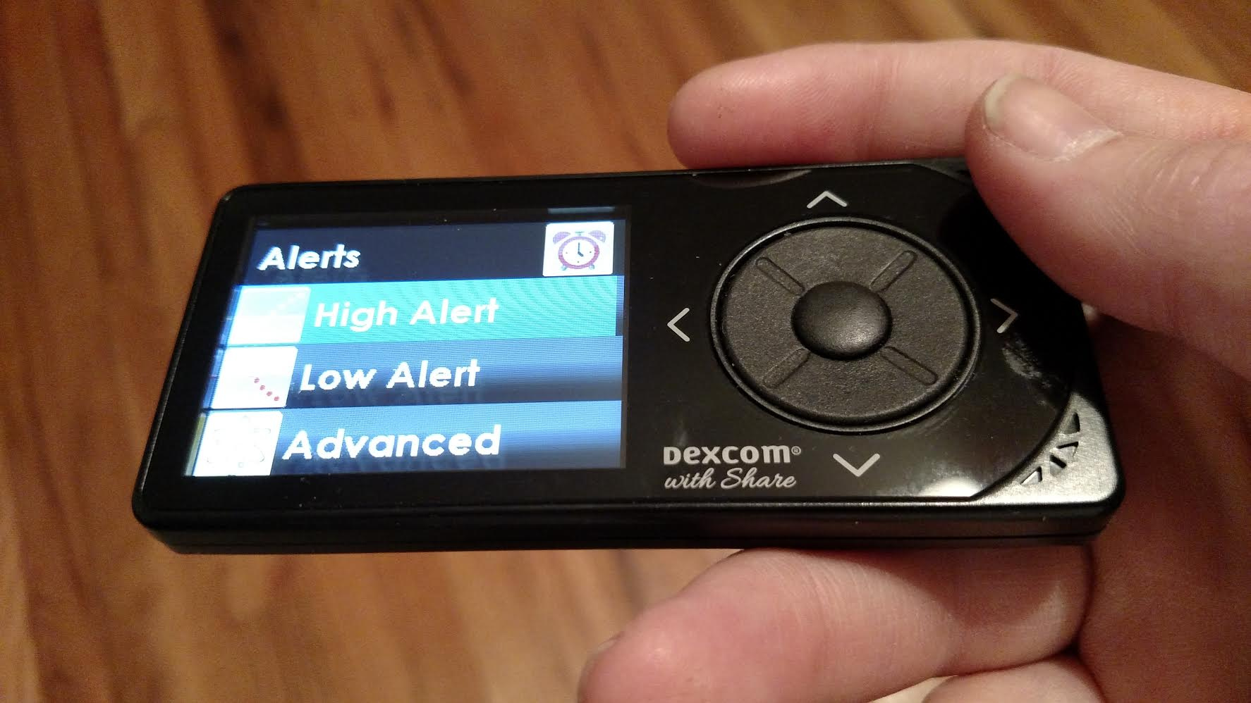 Dexcom Alerts
