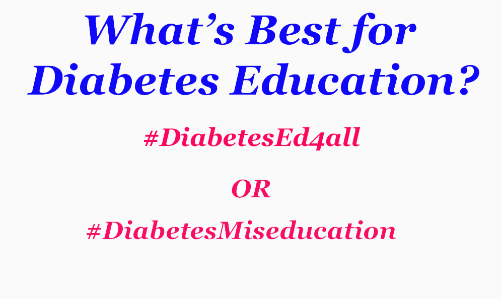 Acces to Diabetes Education