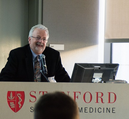 Joe Smith of West Health at DData15