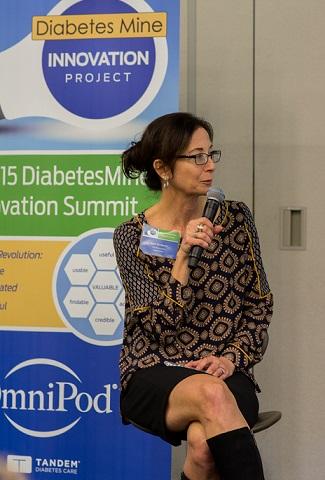 Amy Tenderich - 2015 DiabetesMine Innovation Summit