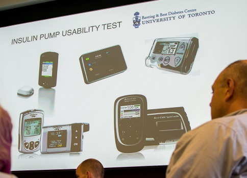 Insulin Pump Usability Test