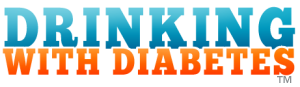 Drinking with diabetes logo
