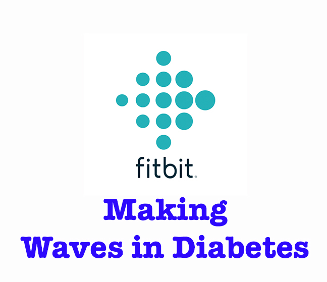 fitbit invests in diabetes and healthcare