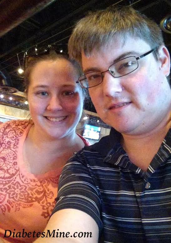 Mike and Suzi Hoskins