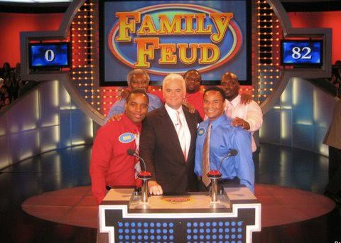 Anthony Byers on Family Feud