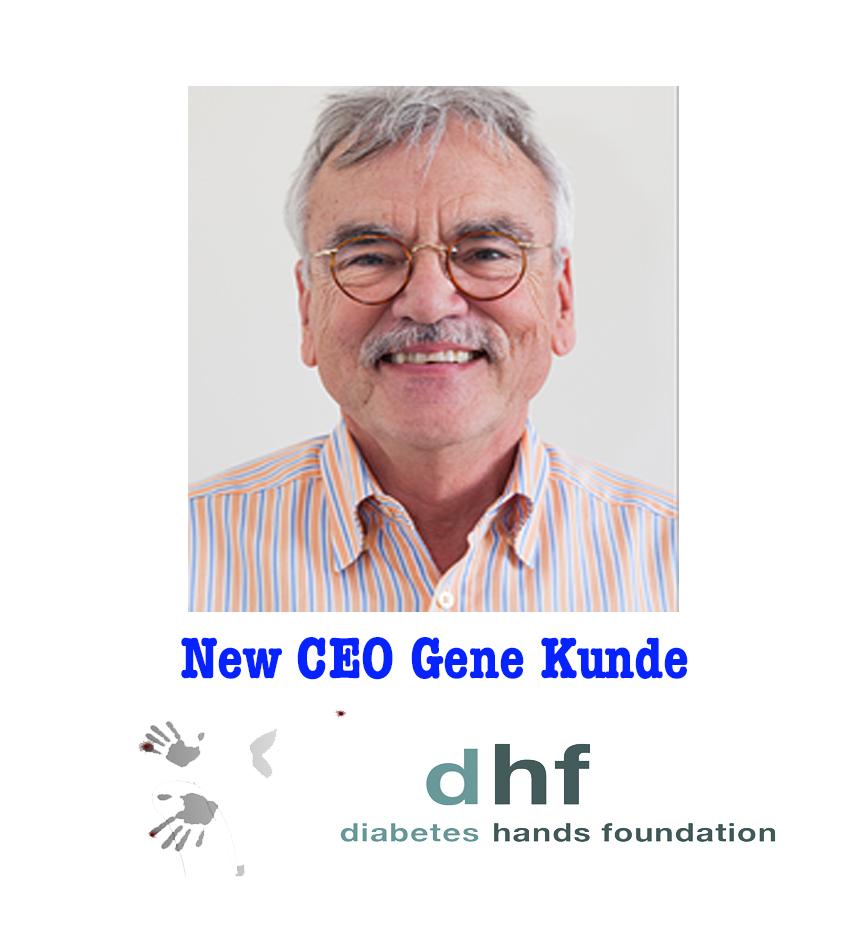 DHF CEO Gene Kunde