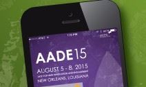 AADE annual meeting 2015