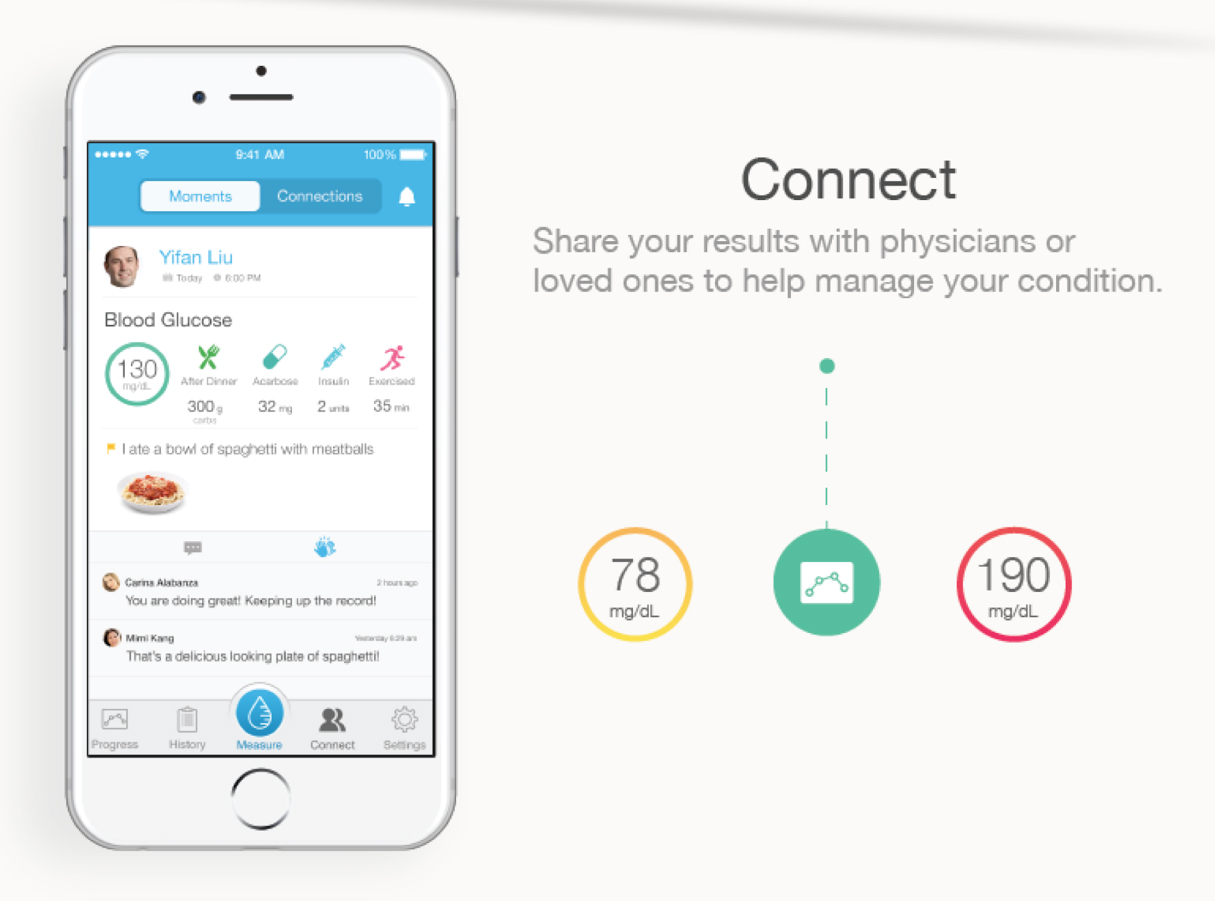 iHealth Connect App