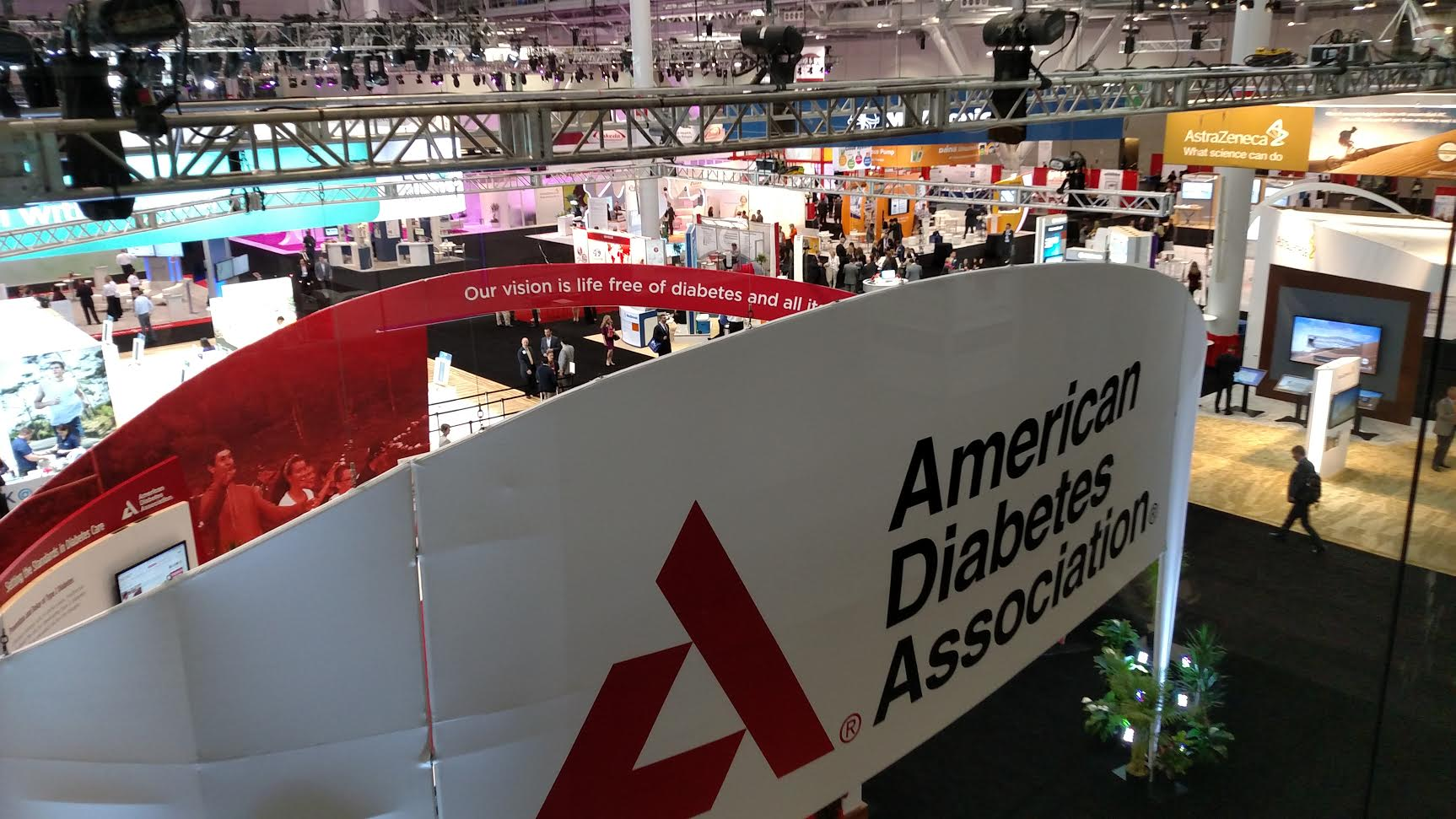 ADA Exhibit Hall
