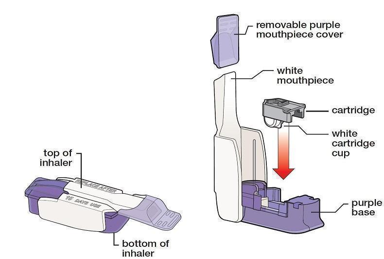 How Afrezza Inhaler Works