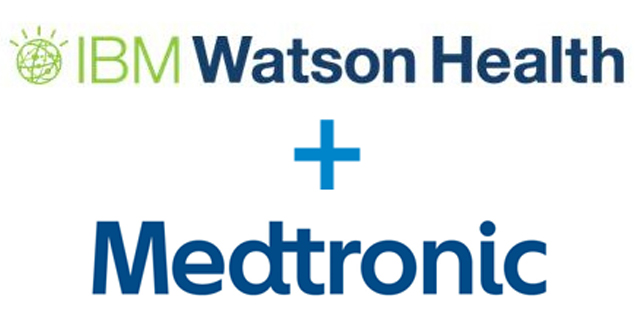 IBM Watson and Medtronic