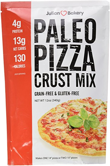 Whole Foods Pizza Crust Nutritional Info