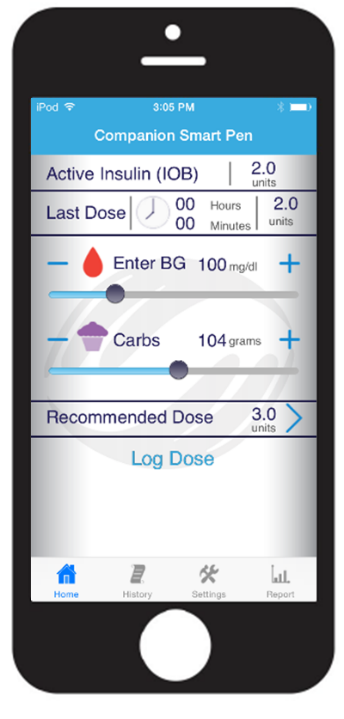 Companion Medical diabetes app