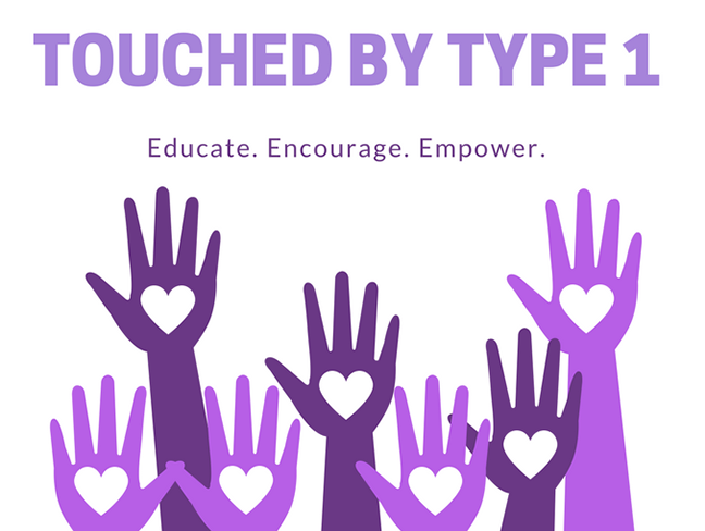 Touched By Type 1 logo