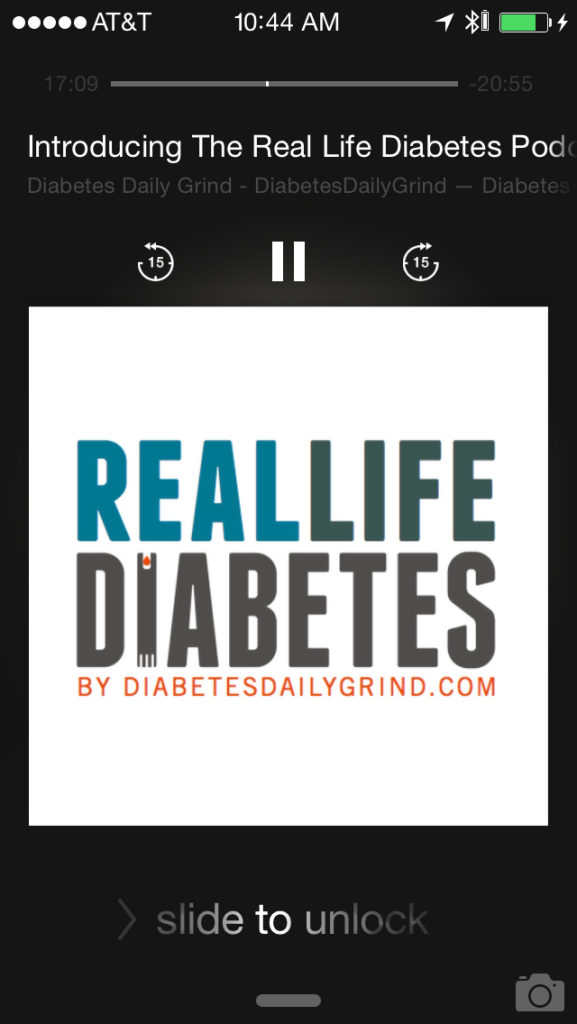 Diabetes Daily Grind Podcast