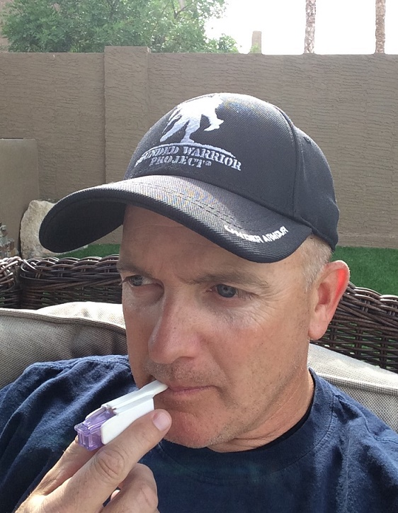 Howard S using Afrezza