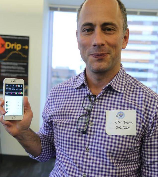 Jeff Dachis at DiabetesMine D-Data ExChange