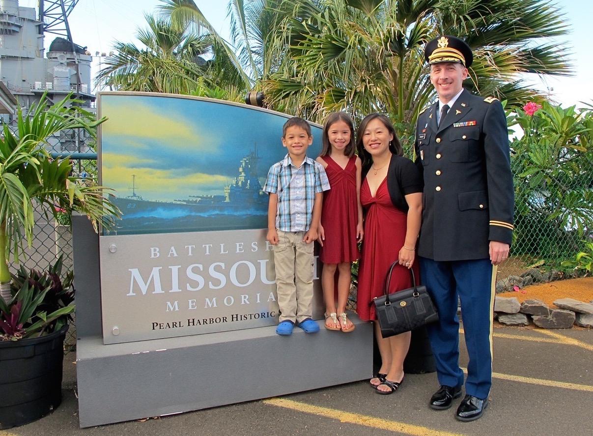 Dr. Jordan Pinsker with family