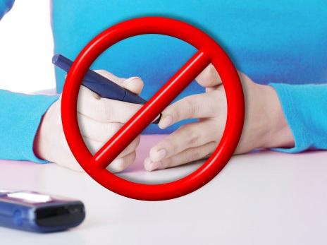 No more glucose fingersticks