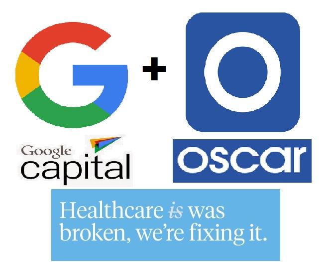 Google and Oscar Health