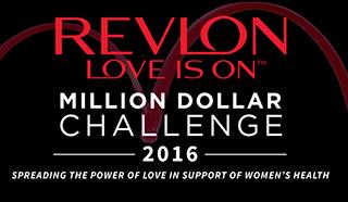 Revlon Million Dollar Challenge 2016