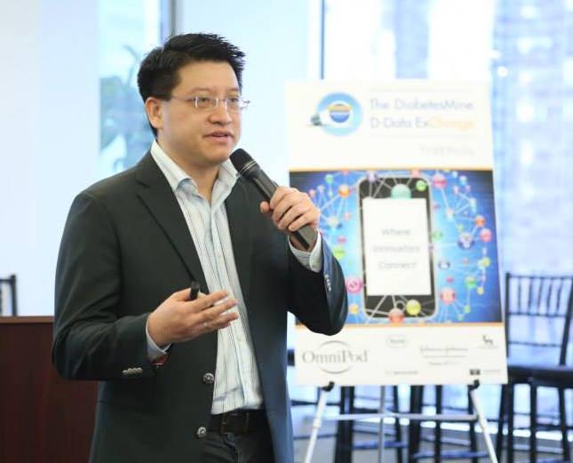 Sonny Vu at DiabetesMine D-Data ExChange