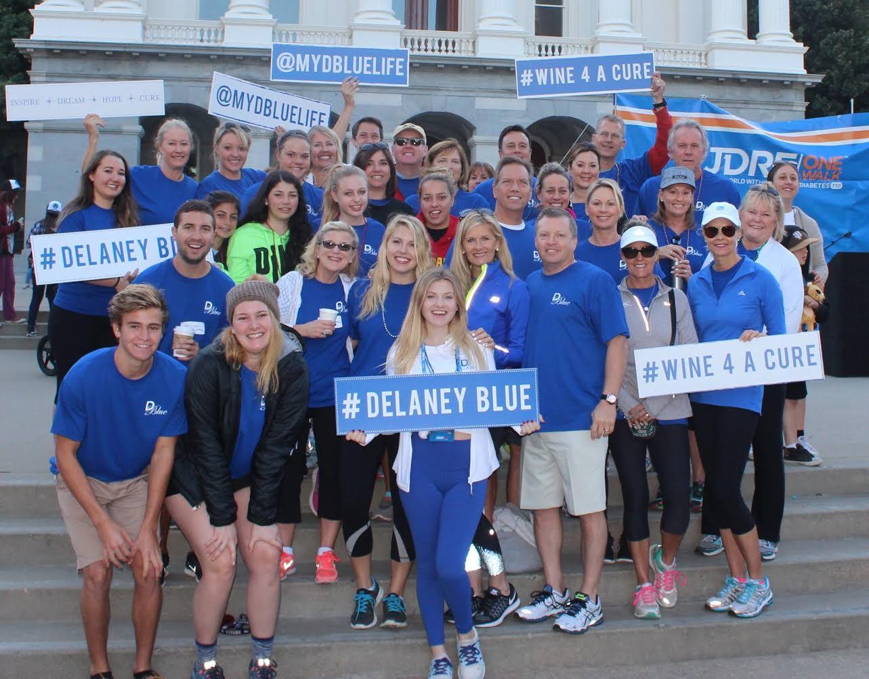 Delaney Blue group