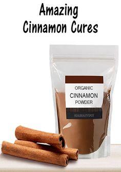 Cinnamon cures