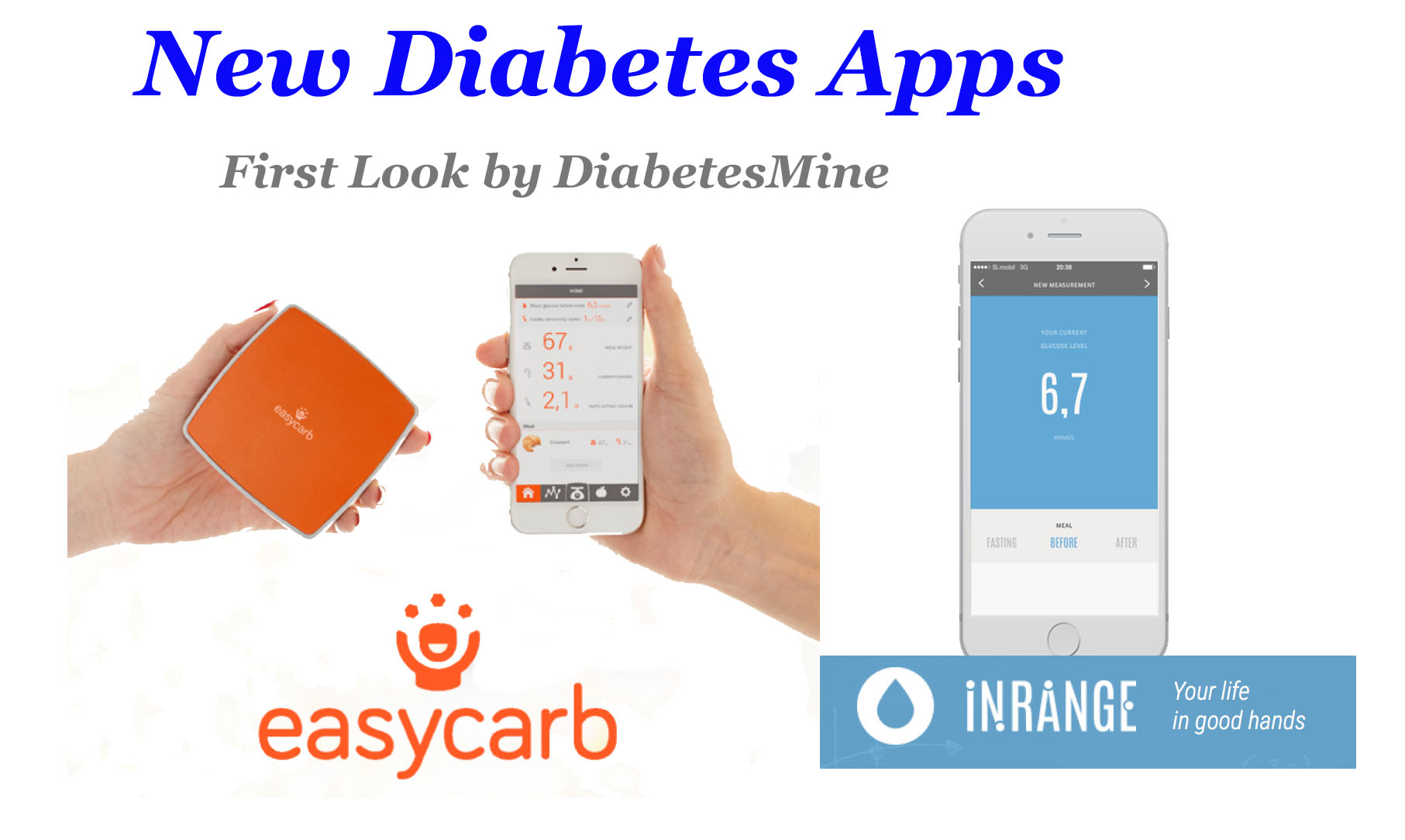 New Diabetes Apps