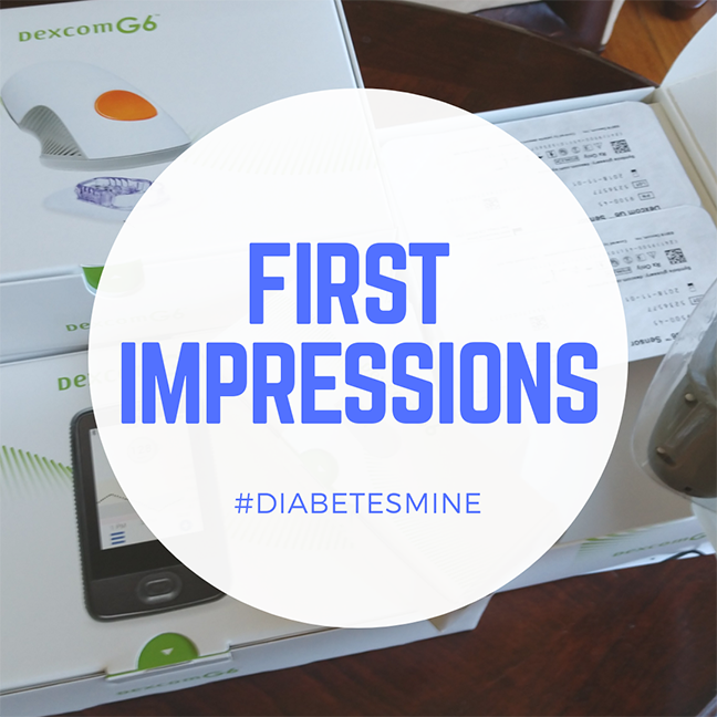 Product Review: Dexcom G6 Continuous Glucose Monitor