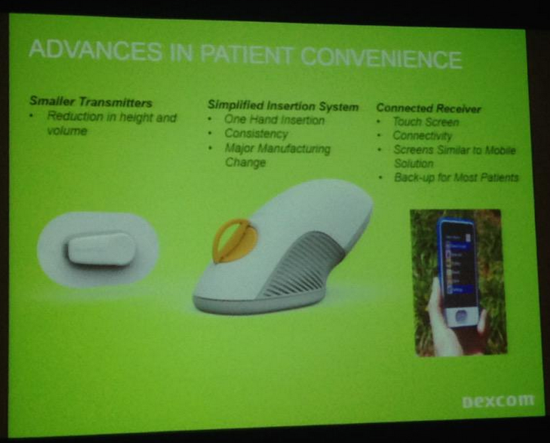 New Diabetes Technology From Omnipod Tandem Dexcom