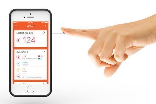AkibaH smartphone case meter