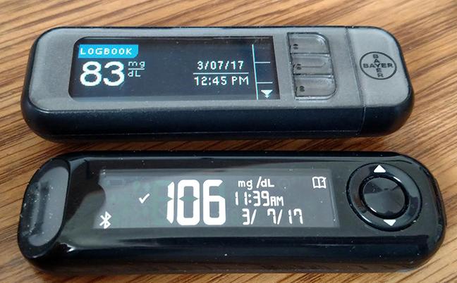 Diabetes Product Review Ascensia S Contour Next One Meter
