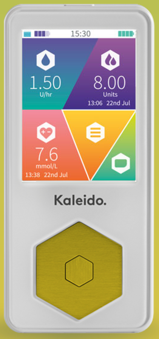 Kaleido handset