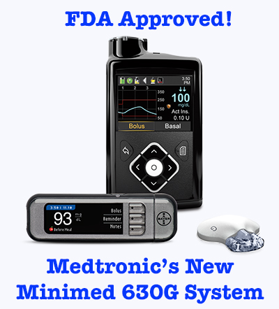 Medtronic Launches New 630g System Diabetesmine